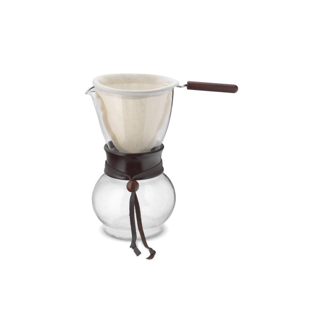 Drip Pot Wood Neck - Hario 240 ml