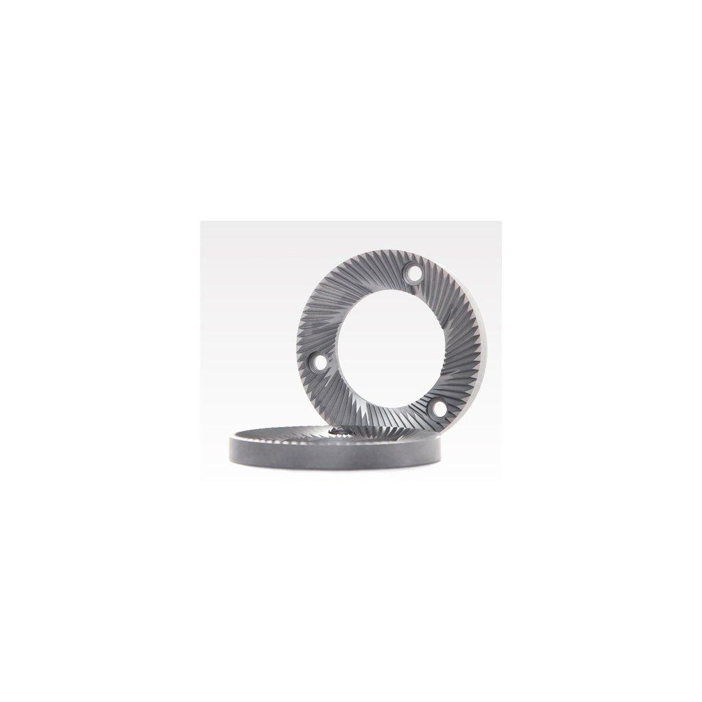 Ploché mlecí kameny Compak White 83mm (E8, F8, R8)