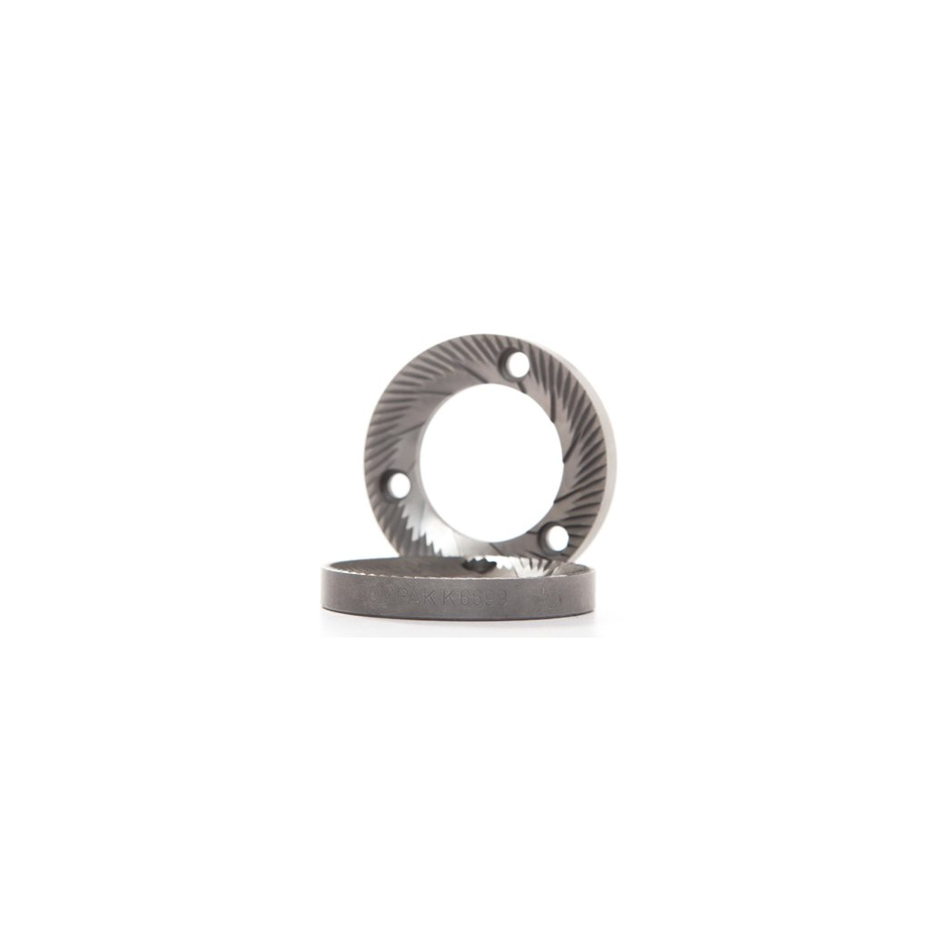 Ploché mlecí kameny Compak White 58mm (K3)