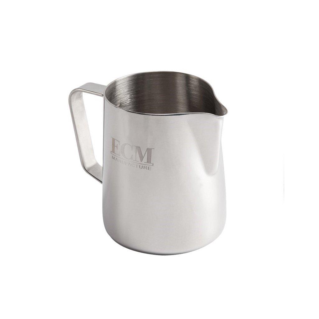 Konvička na mléko - ECM 600 ml (nerez)