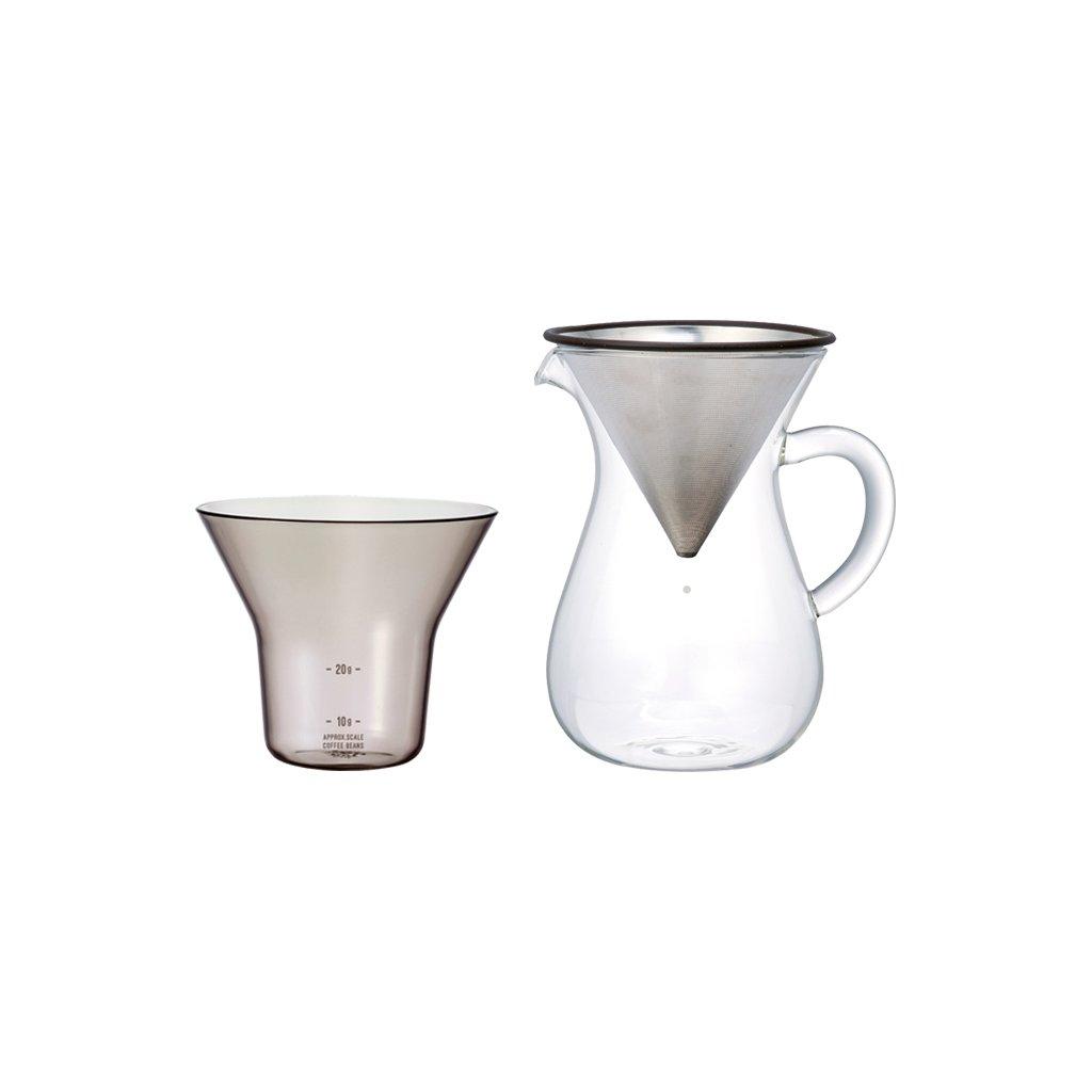 Karafa na kávu - Kinto SCS set (300 ml)