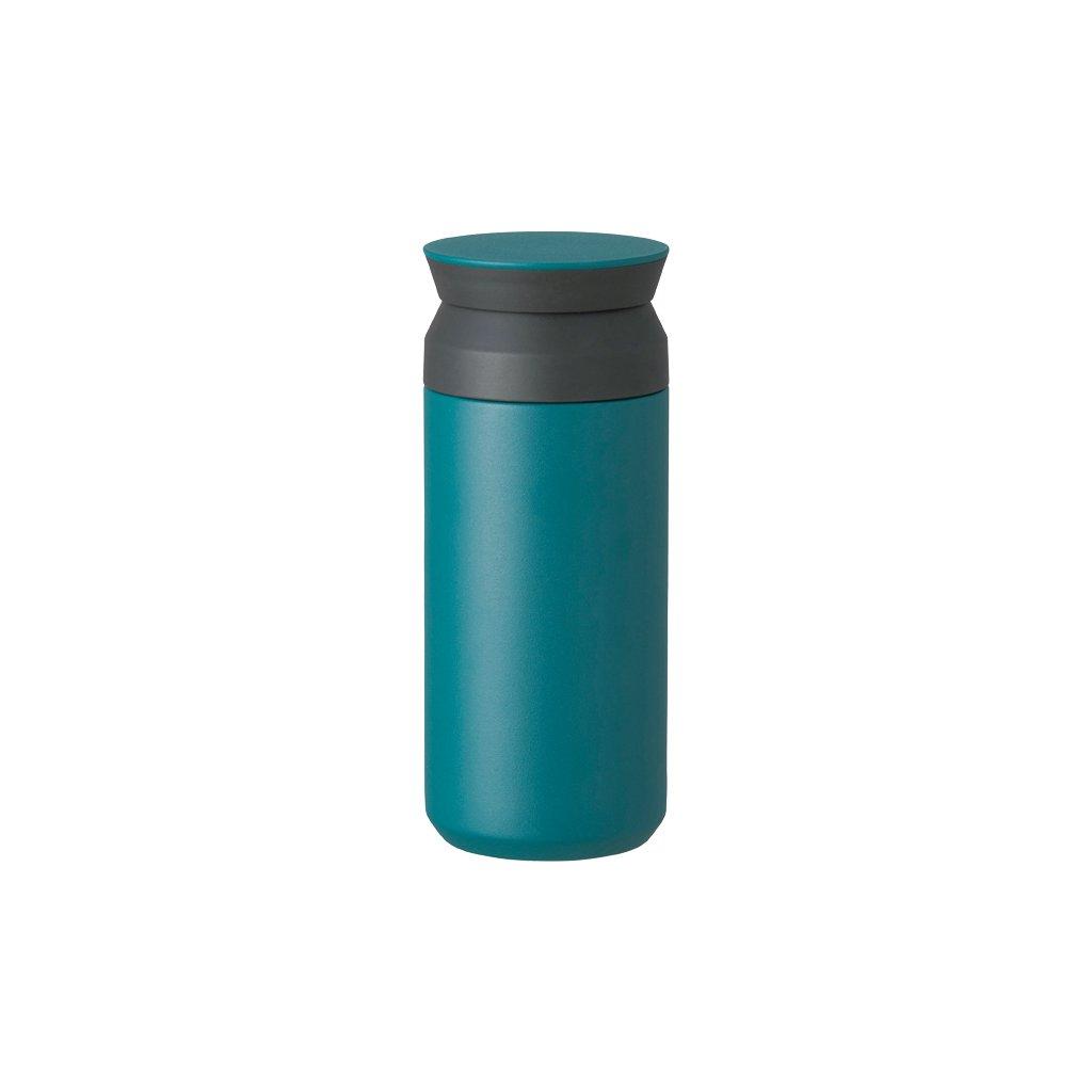 Travel Tumbler - Kinto 350 ml (tyrkysový)