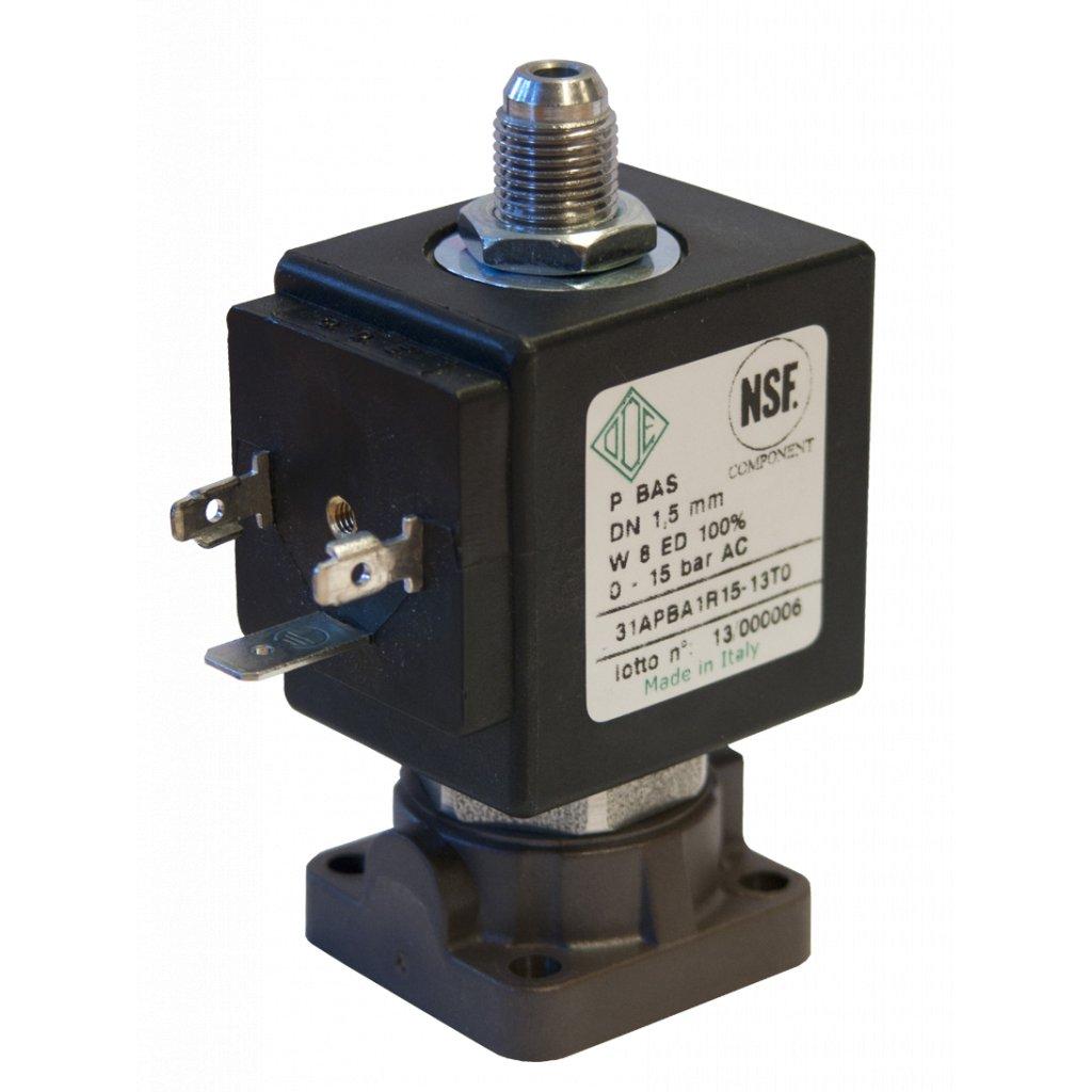 Solenoidní ventil ODE 3-cestný 24VAC