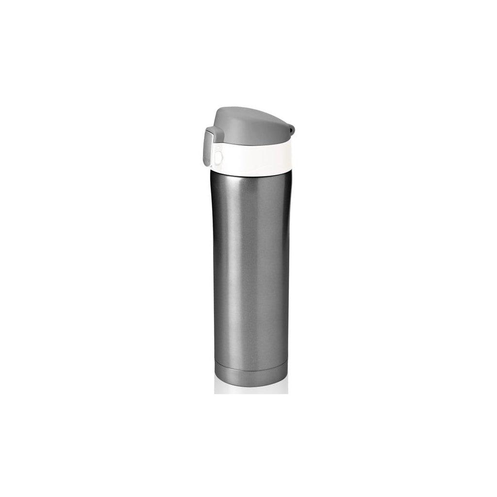 Termoska - Asobu Diva 450 ml (kouřově šedá)