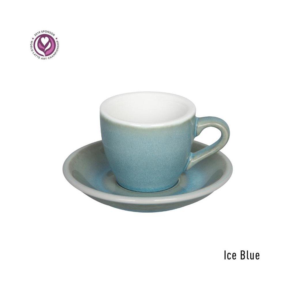 Espresso šálek - Loveramics Egg 80 ml (ice blue)