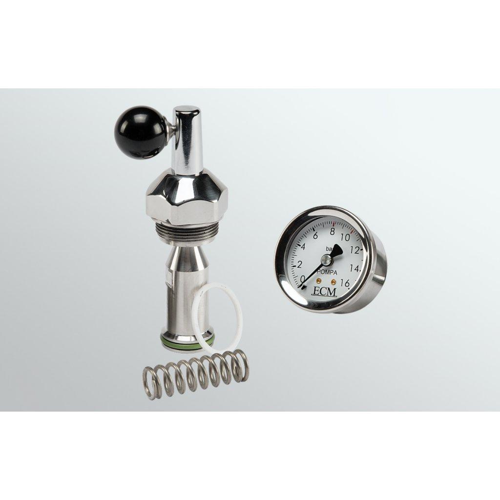 Sada na regulaci tlaku - ECM E61