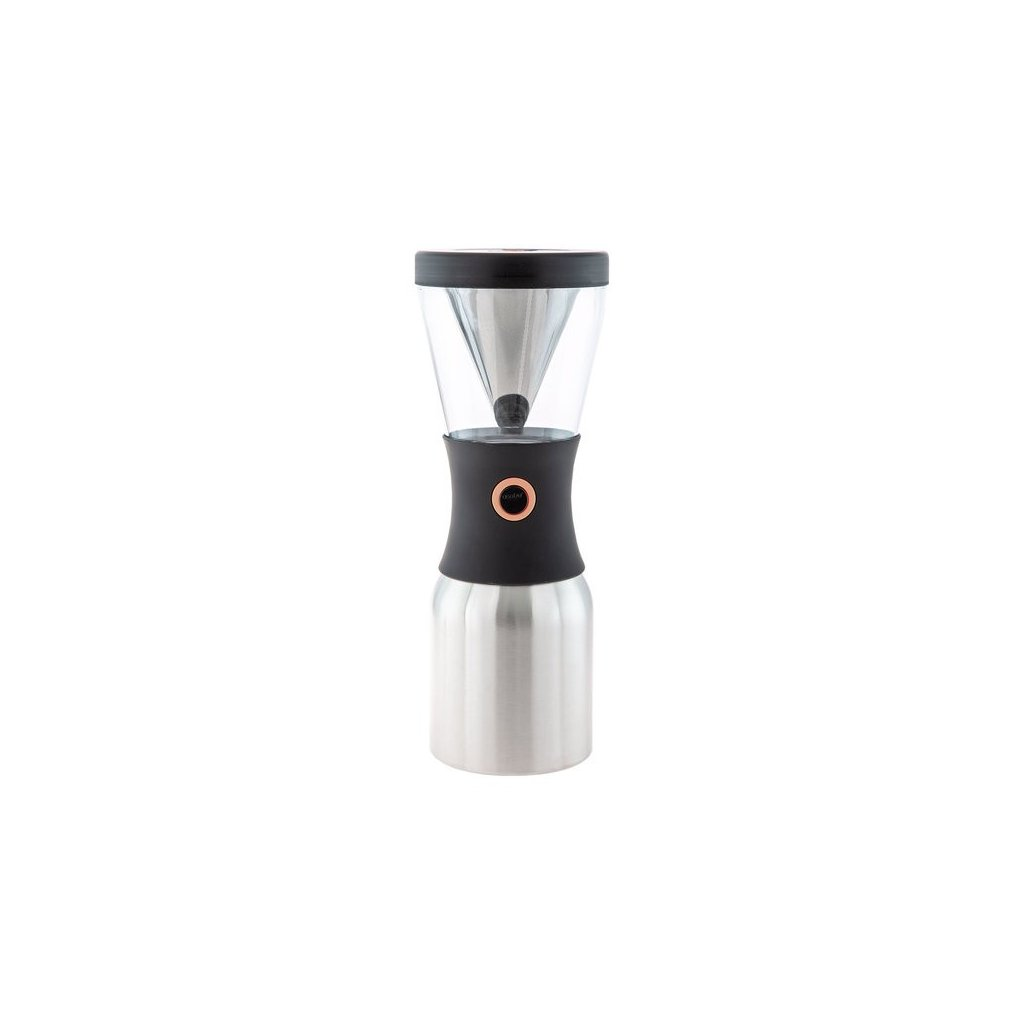 Kávovar na Cold brew - Asobu 1l (stříbrný)