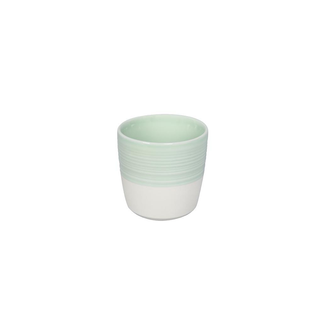 Dale Harris 150ml Flat White Cup Celadon Green