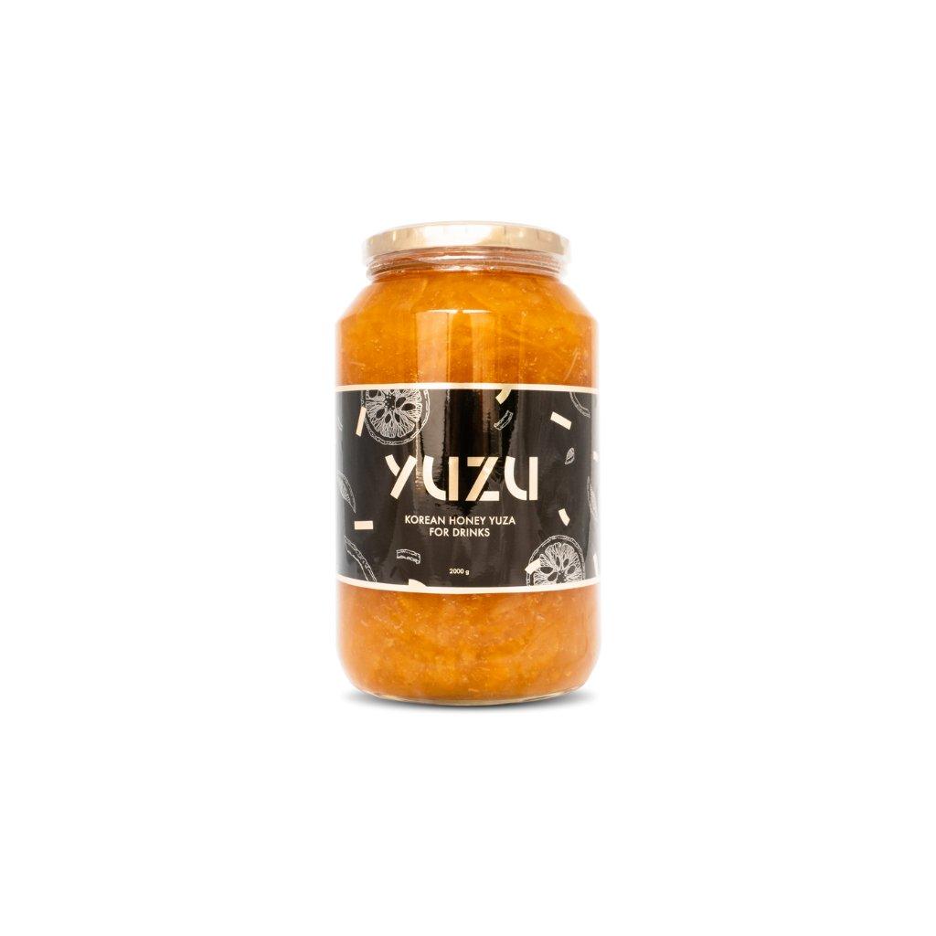 yuzu tea 2000 g