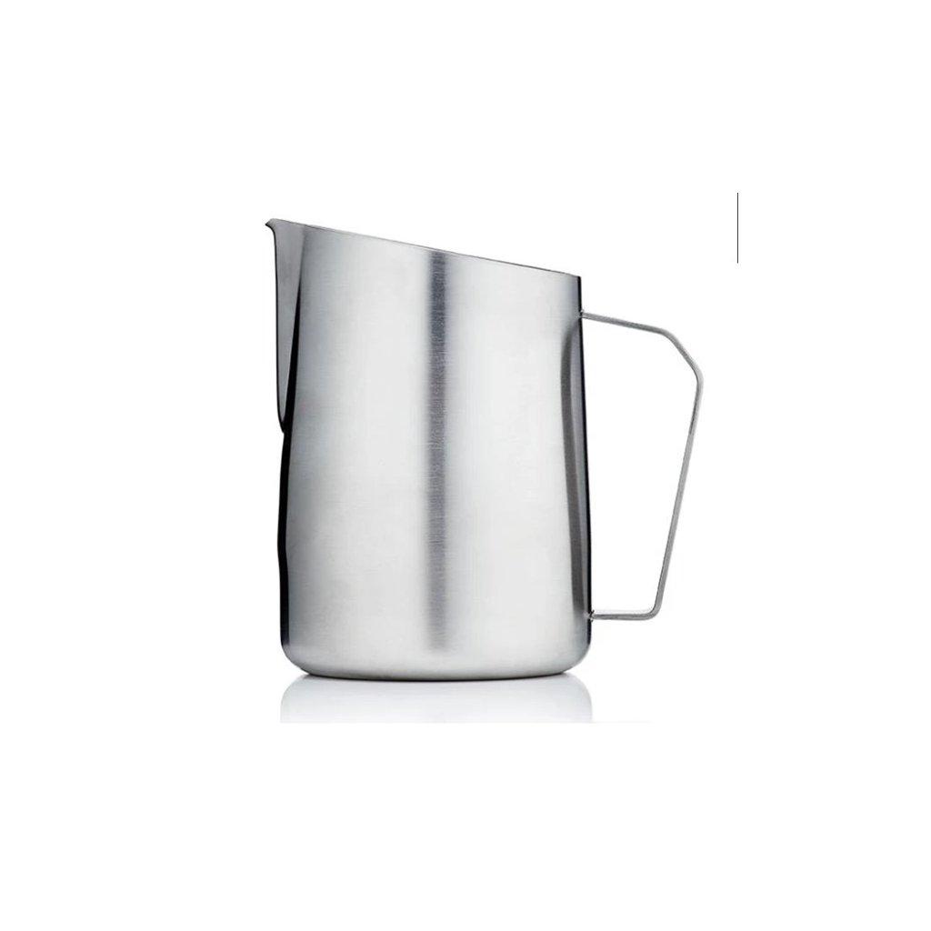 Konvička na mléko - Barista & Co Dial In 600 ml (nerez)