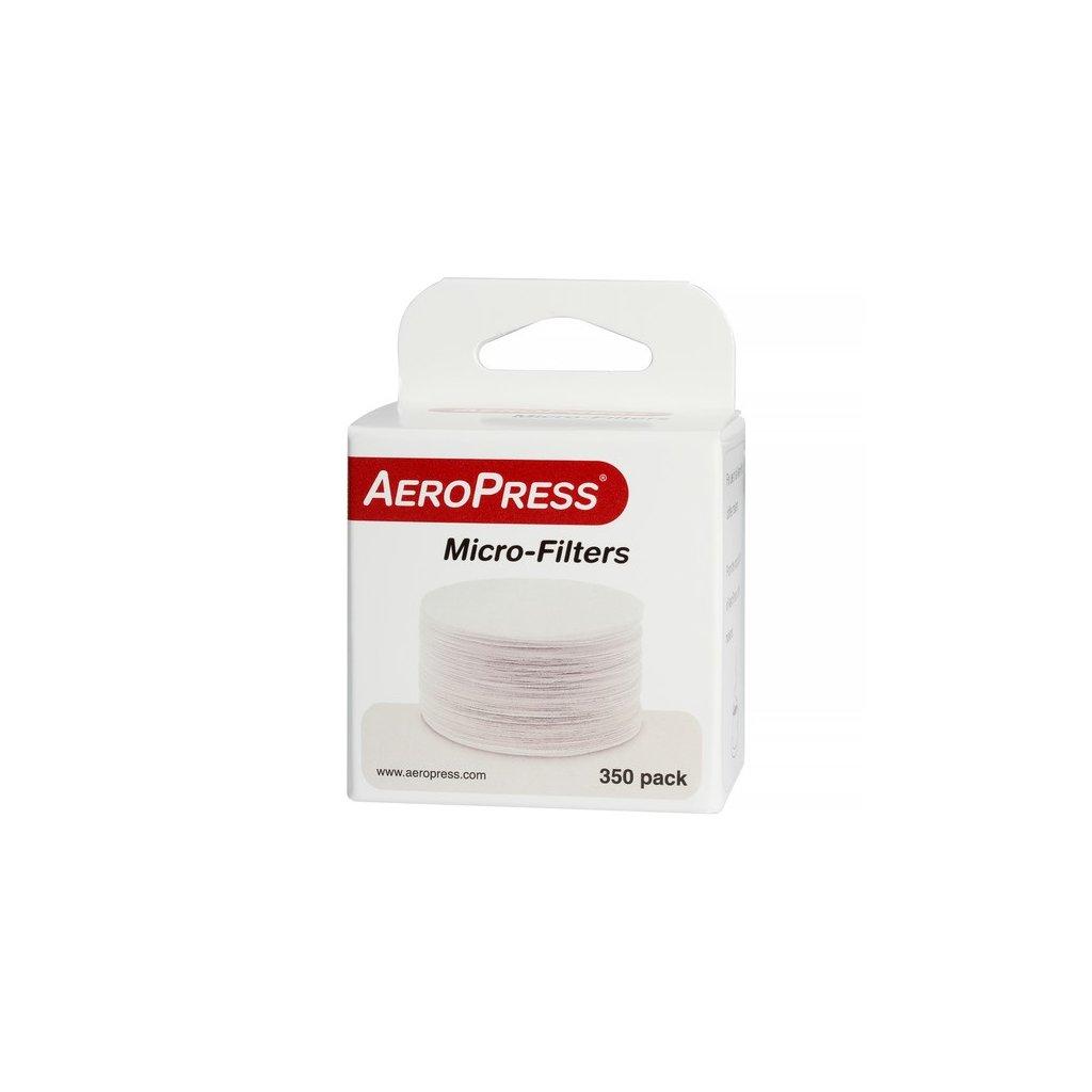 Papírové filtry - AeroPress