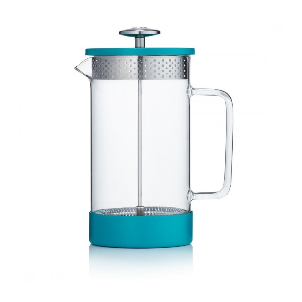 Core Coffee Press - Barista & Co 1000 ml (tyrkysový)