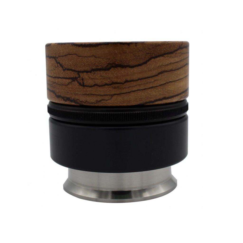 Tamper - Heavy Tamper 58,4 mm (zebrano)