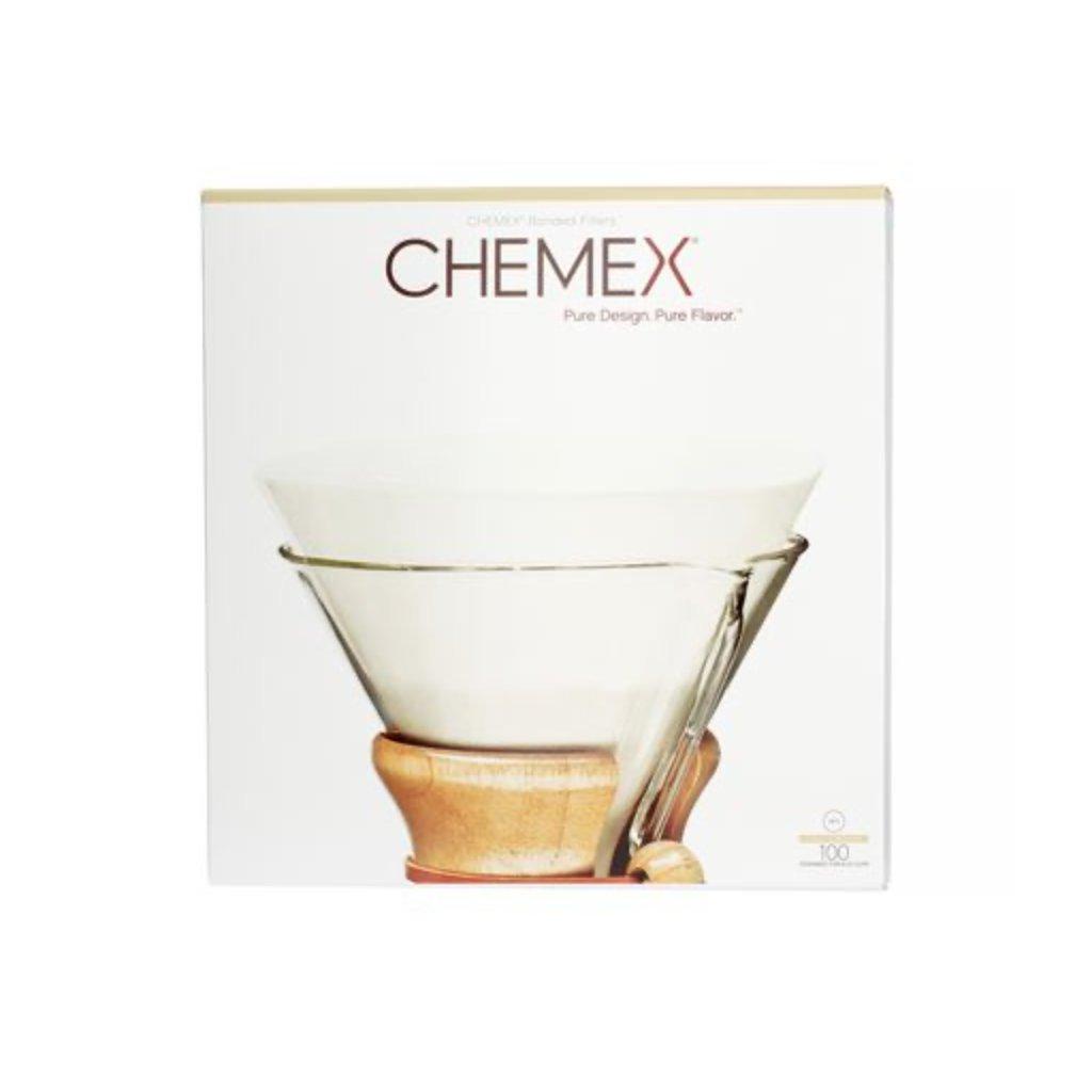 Chemex filtry - kulaté pro Chemex na 6, 8 a 10 šálků