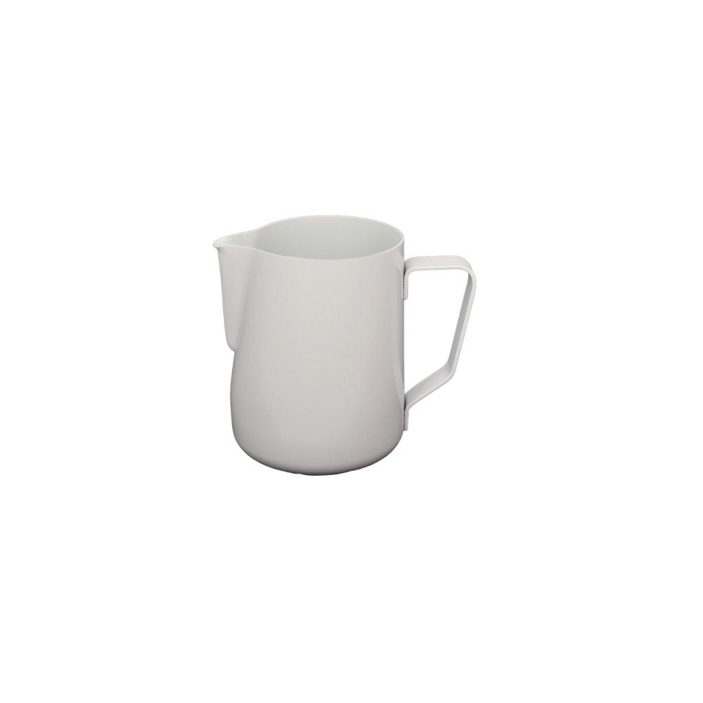 Konvička na mléko - 600 ml (bílá)
