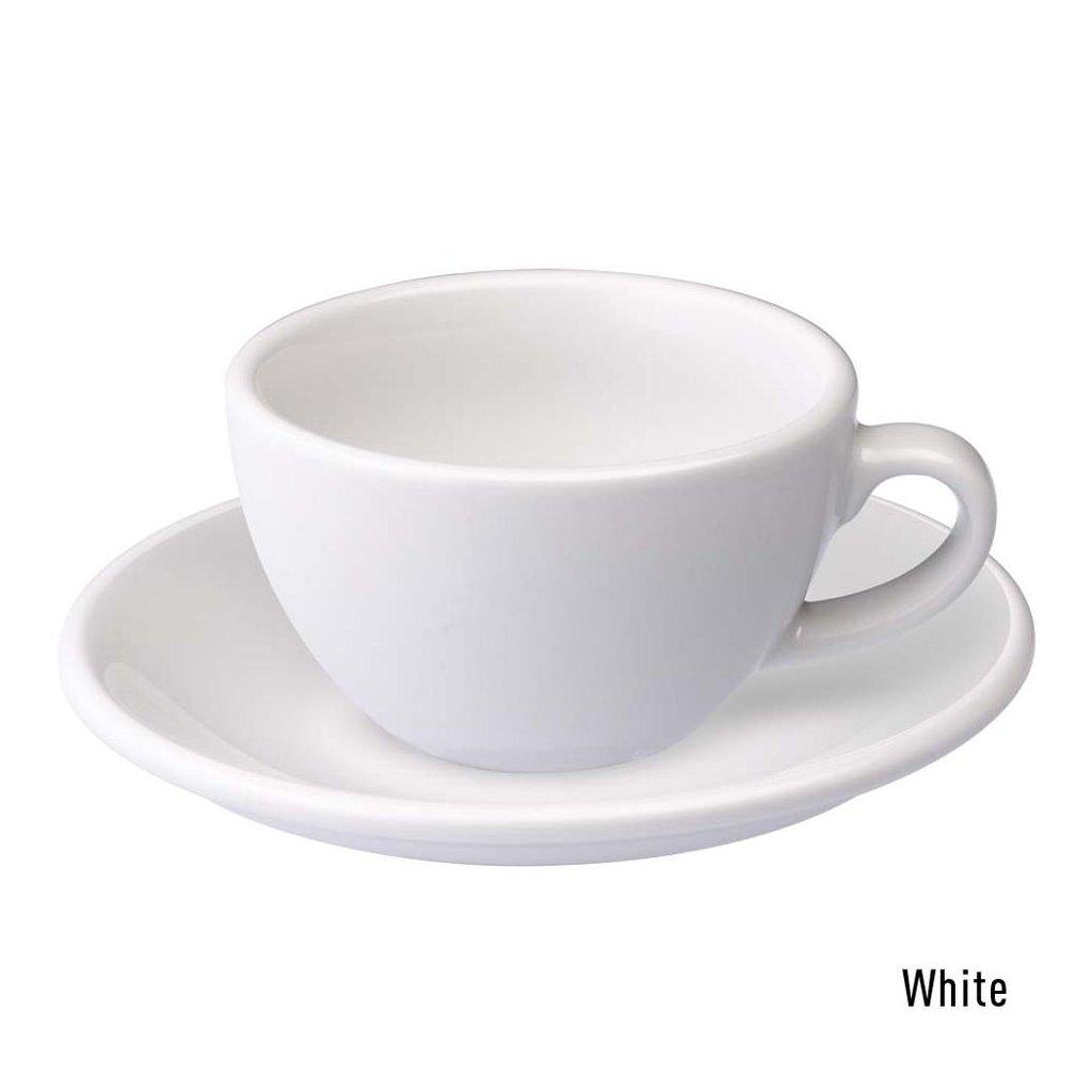 Flat white šálek - Loveramics Egg 150 ml (white)