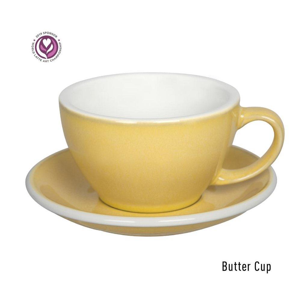 Cappuccino šálek - Loveramics Egg 200 ml (butter cup)