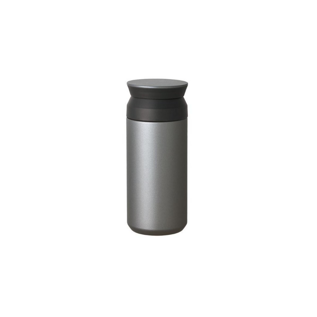 Travel Tumbler - Kinto 350 ml (stříbrný)