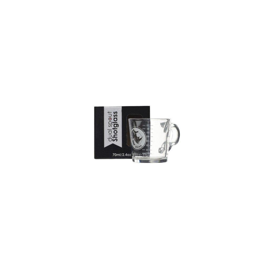 Rhino™ Coffee Gear Shot Glass - Double