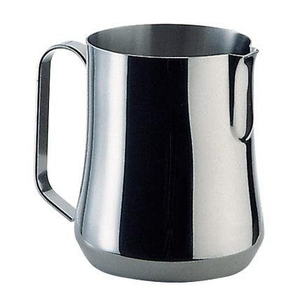 Konvička na mléko - Motta Aurora 250 ml (nerez)