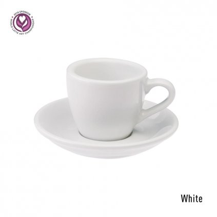 Espresso šálek - Loveramics Egg 80 ml (white)
