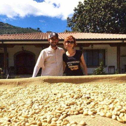 La Cumbre - El Salvador: Espresso (Arabika 100% - jednodruhová)