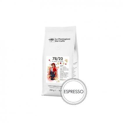 78/22 - Espresso (78% Arabika - 22% Robusta)