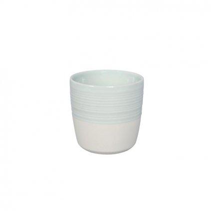 Dale Harris 150ml Flat White Cup Celadon Blue