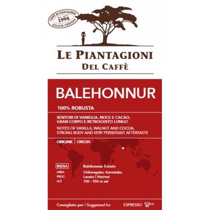 Balehonnur - Indie: Espresso (Robusta 100%)