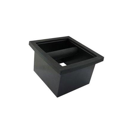 Vestavný knockbox Rhino® Coffee Gear Square Knock Chute