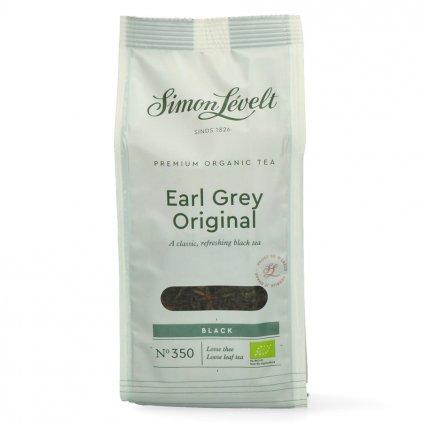 Simon Lévelt BIO sypaný čaj Earl Grey Original 90 g