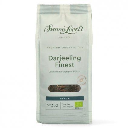 Simon Lévelt BIO sypaný čaj Darjeeling Finest 90 g
