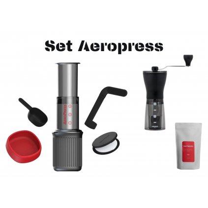 Set Aeropress Go
