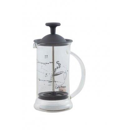 French Press - Hario Slim S 240 ml (černý)