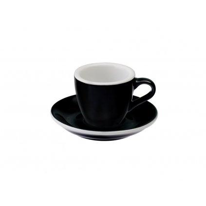 Espresso šálek - Loveramics Egg 80 ml (black)
