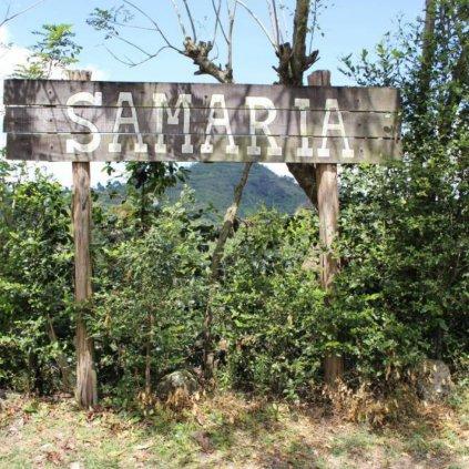 Samaria - Kolumbie: Espresso (Arabika 100% - jednodruhová)