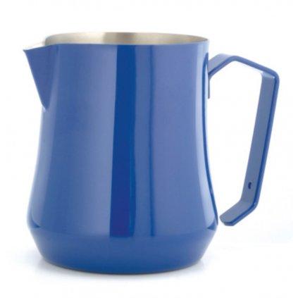 Konvička na mléko - Motta Tulip 500 ml (modrá)