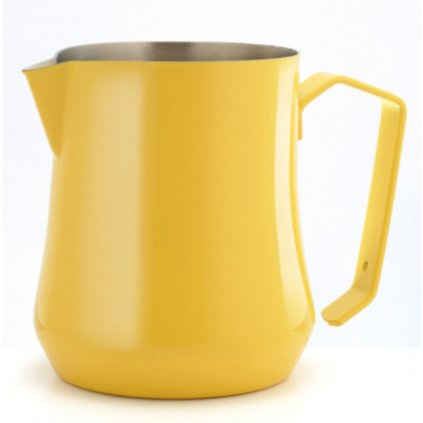Konvička na mléko - Motta Tulip 500 ml (žlutá)