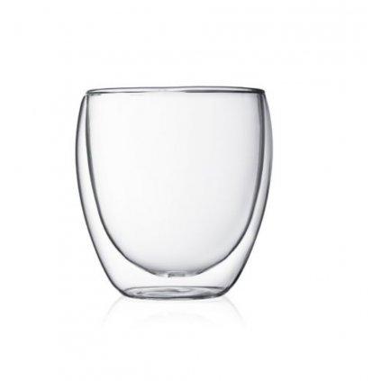 Set dvou sklenic Pavina - Bodum (250 ml)