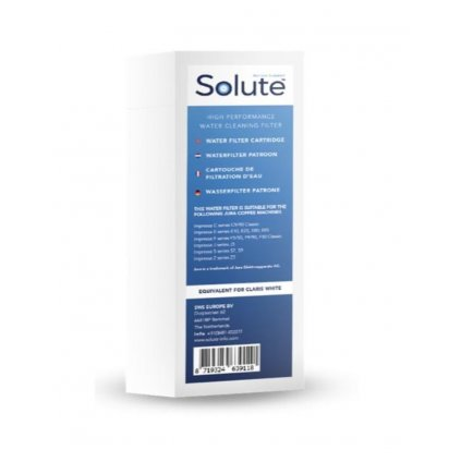 Filtr pro automatické kávovary Jura (Claris White) - Solute