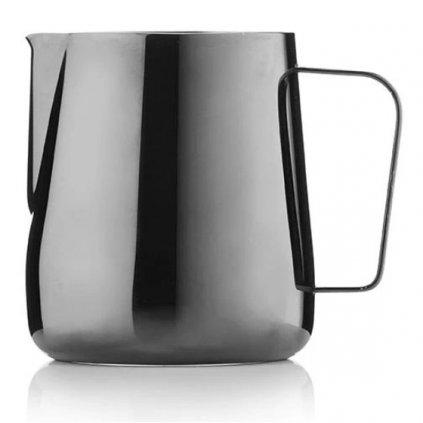 Konvička na mléko - Barista & Co Core 600 ml (černá)