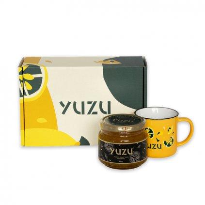 Dárkový balíček - Hrnek   Yuzu