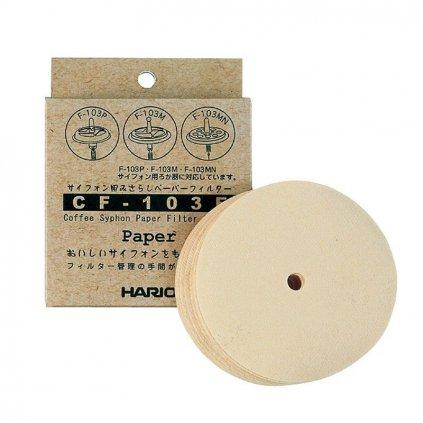 Filtry pro Vacuum pot - Hario