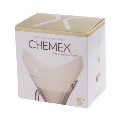 Chemex filtry - čtvercové pro Chemex na 6, 8 a 10 šálků