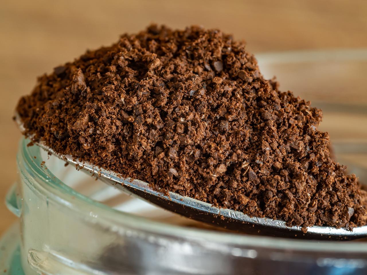 mletá káva coffeeport