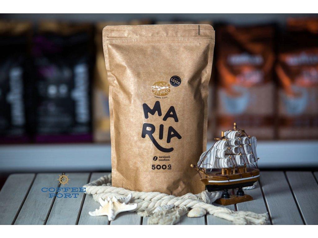 zrnkova kava zlate zrnko maria coffeeport 001 2