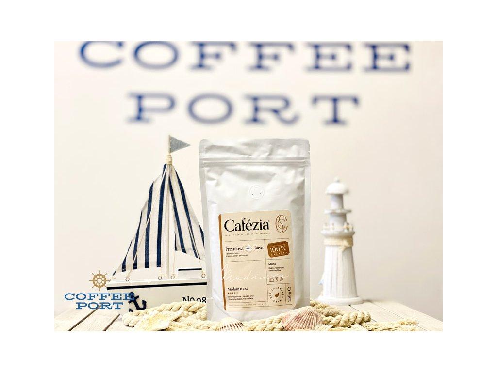 cafezia medium roast mleta coffeeport