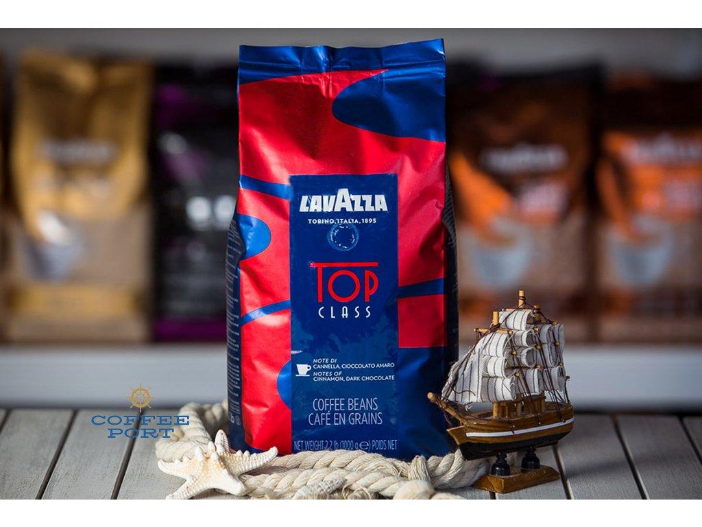 zrnkova kava lavazza top class coffeeport 003