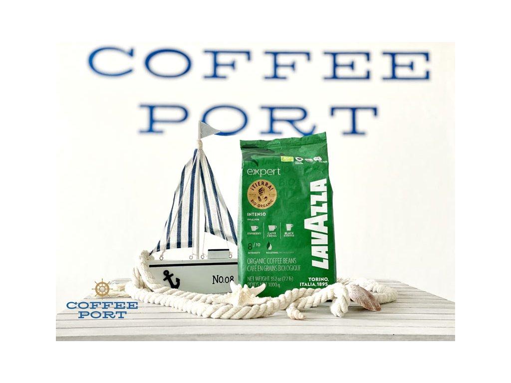 lavazza expert tierra bio organic coffeeport