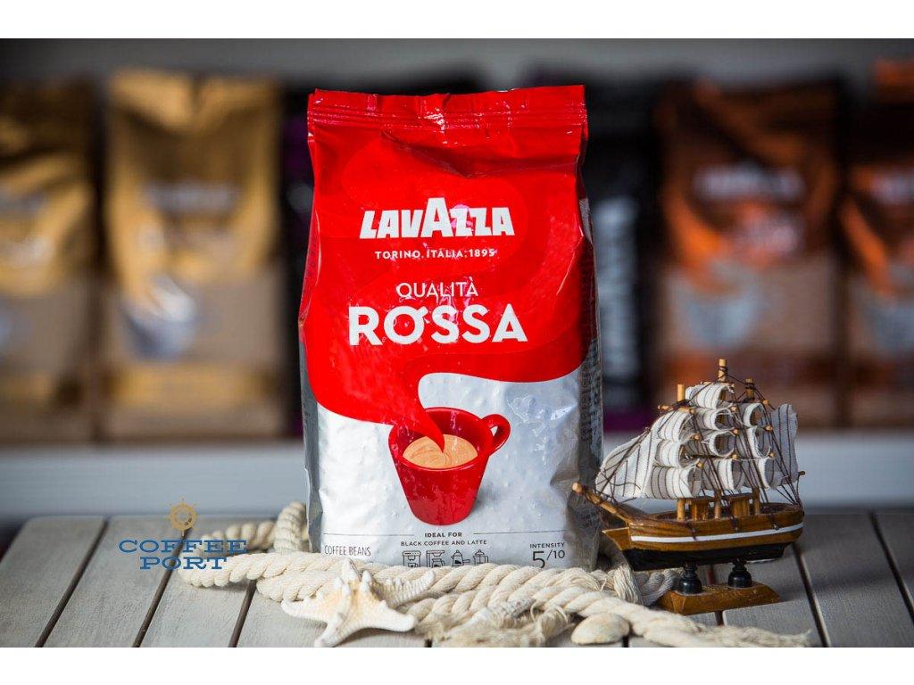 zrnkova kava lavazza qualita rossa coffeeport 017